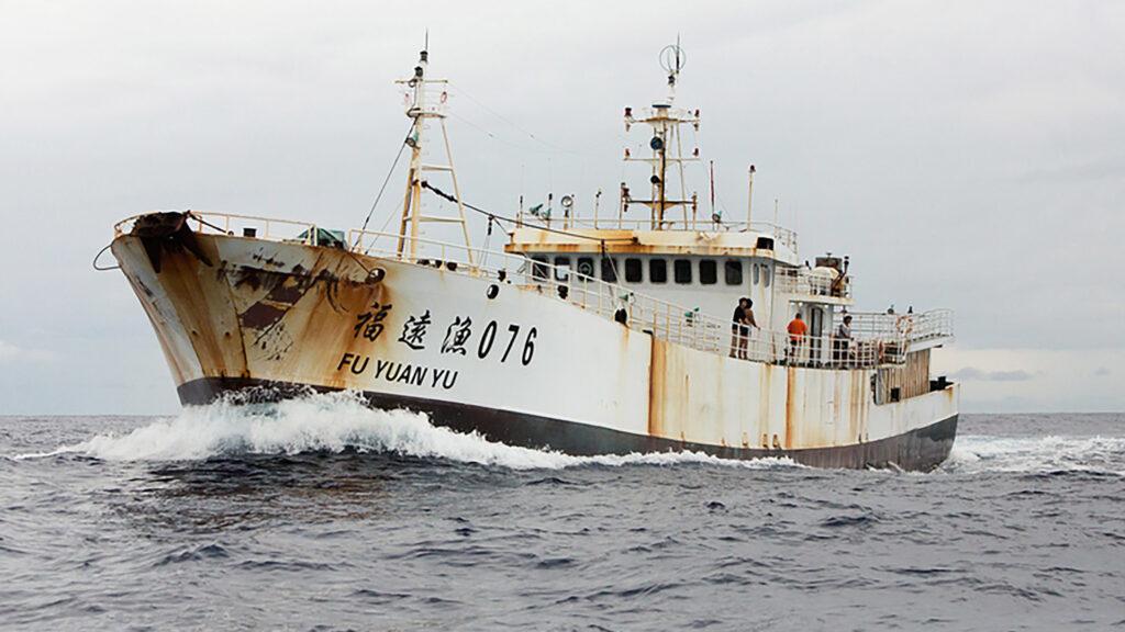 Licences de pêche : «Fu Yuan Yu», l'autre scandale !