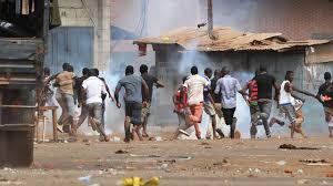 Tensions post-électorales en Guinée: neuf morts depuis lundi, 16 selon l'opposition