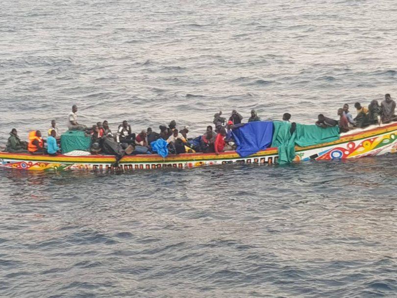 INCENDIE À BORD : Fin tragique pour plus d'une vingtaine de jeunes migrants de Saint-Louis
