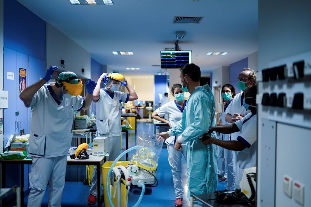 Coronavirus: la Belgique passe à «un confinement plus sévère»