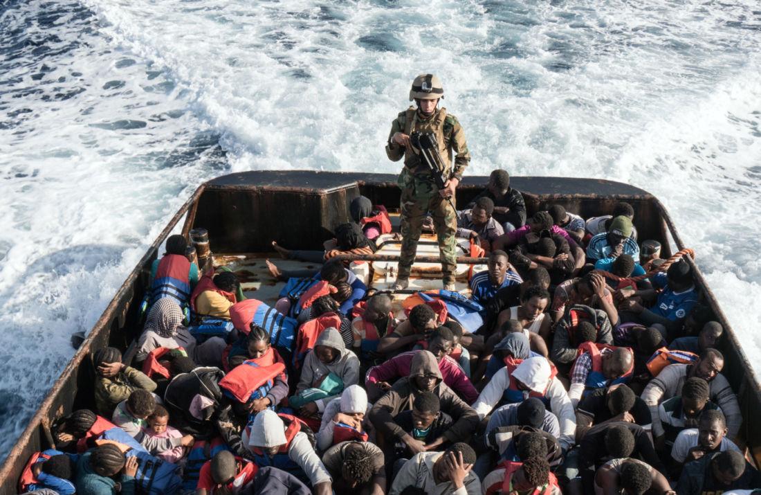 La Mauritanie a déjà refoulé quelques 300 migrants