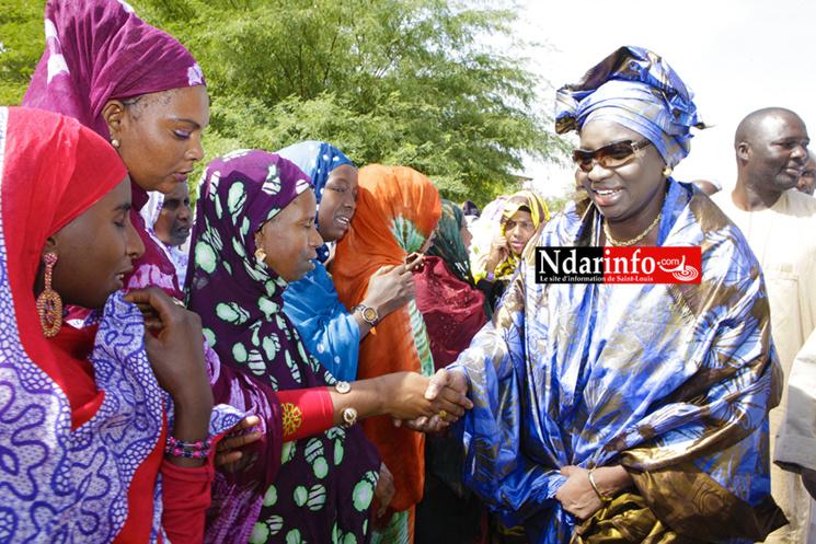 Aminata Touré : nul ne peut ternir ma réputation et mon intégrité
