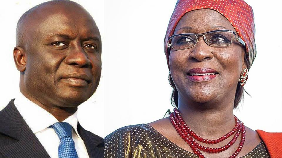 """Amsatou Sow SIDIBÉ tire sur Idrissa SECK : """" Engager des négociations avec le pouvoir en secret, sans informer ses partenaires ..."""""""
