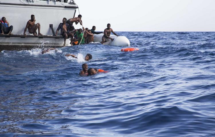 480 morts en une semaine, au large des côtes sénégalaises.