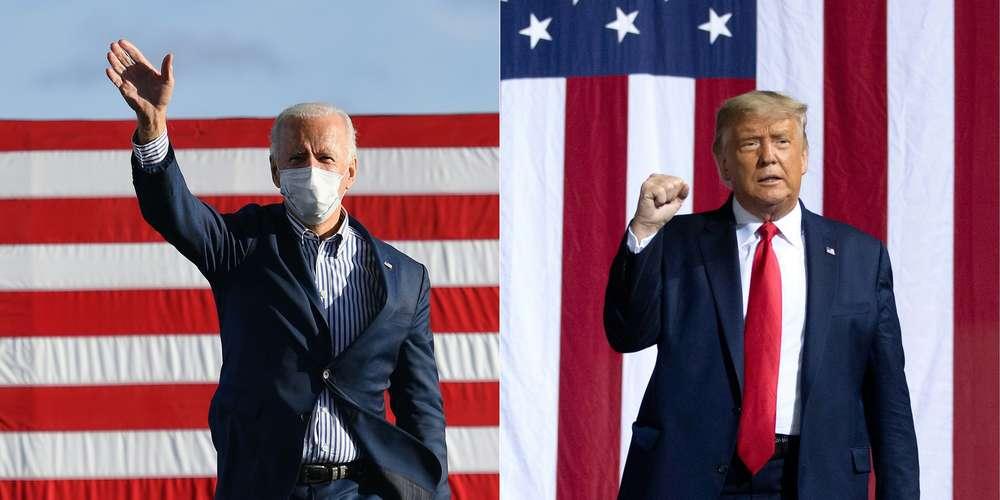 Le point sur la situation dans les quatre États-clés qui tiennent les USA en haleine