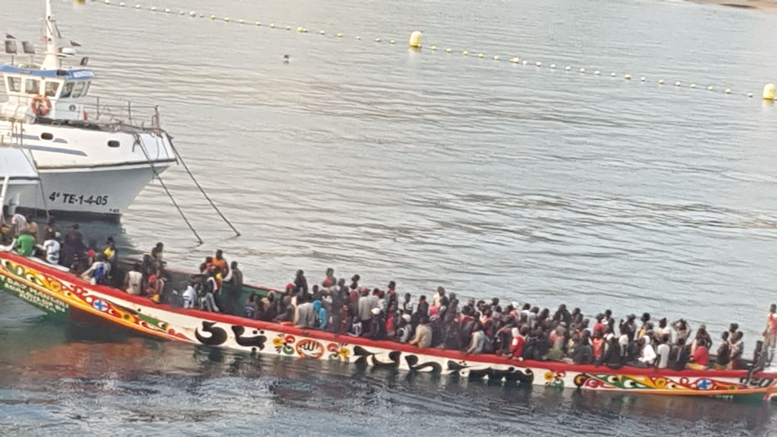 Espagne: près de 2000 arrivées de migrants dans les Canaries en un week-end