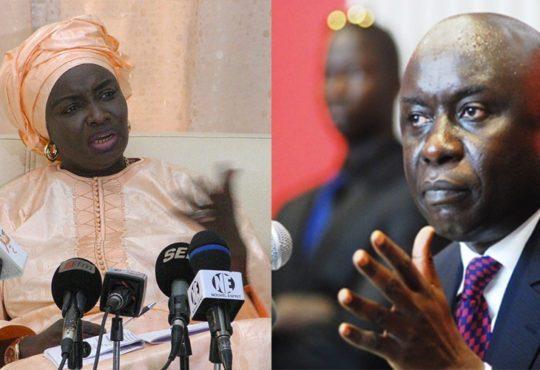 Cese : tout le cabinet de Mimi Touré limogé par Idrissa Seck