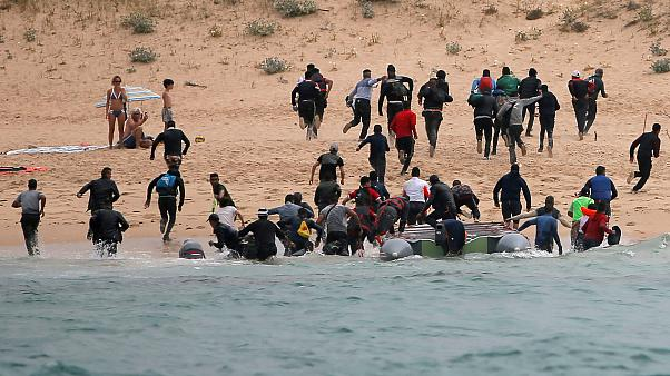 Émigration clandestine : 154 Sénégalais rapatriés d'Espagne