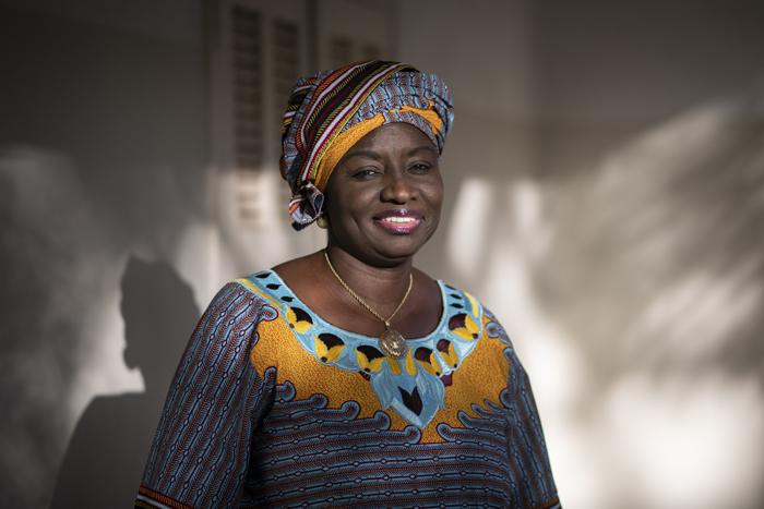 """Deuil national : """"Notre cœur de mère saigne"""", dit Aminata Touré"""