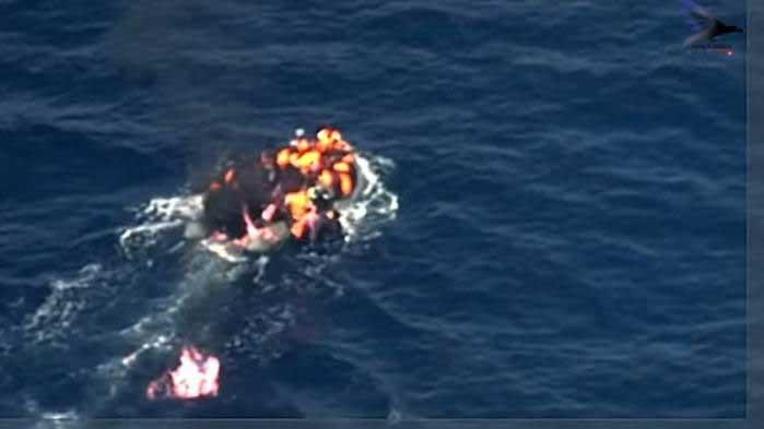 Explosion d'une pirogue de migrants au large du Cap-Vert