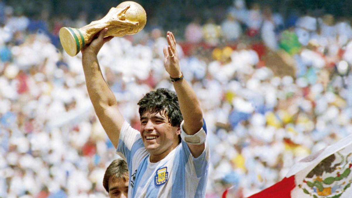 Âgé de 60, Diego Maradona est mort
