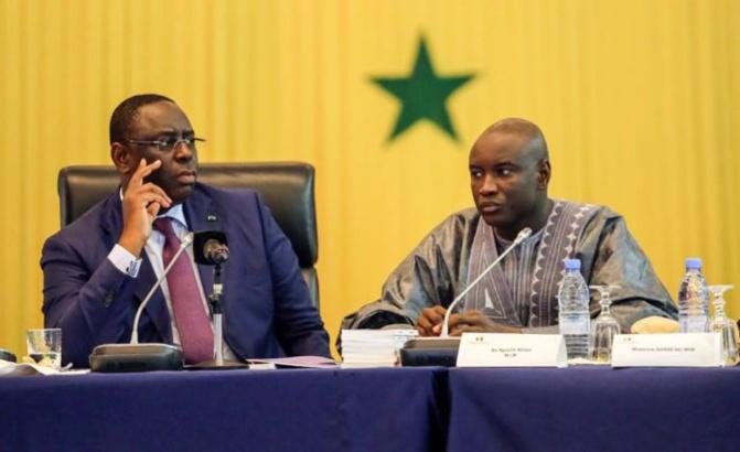 Audit du Plan Orsec: Macky fouille Aly Ngouille