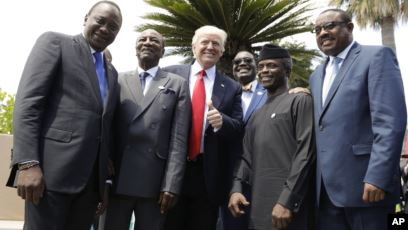 Trump impose jusqu'à 15 000 dollars de caution aux ressortissants de 15 pays africains