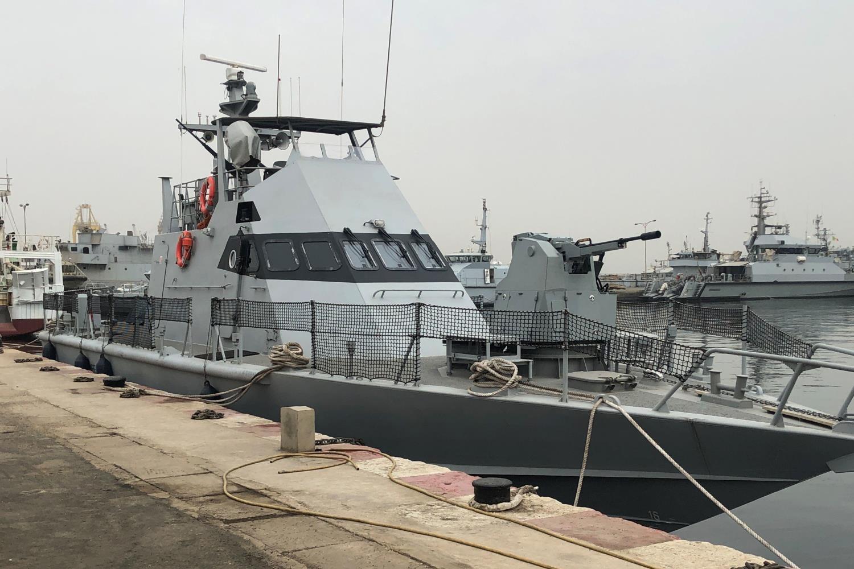 Le Sénégal a reçu deux engins de patrouille commandés d'Israël