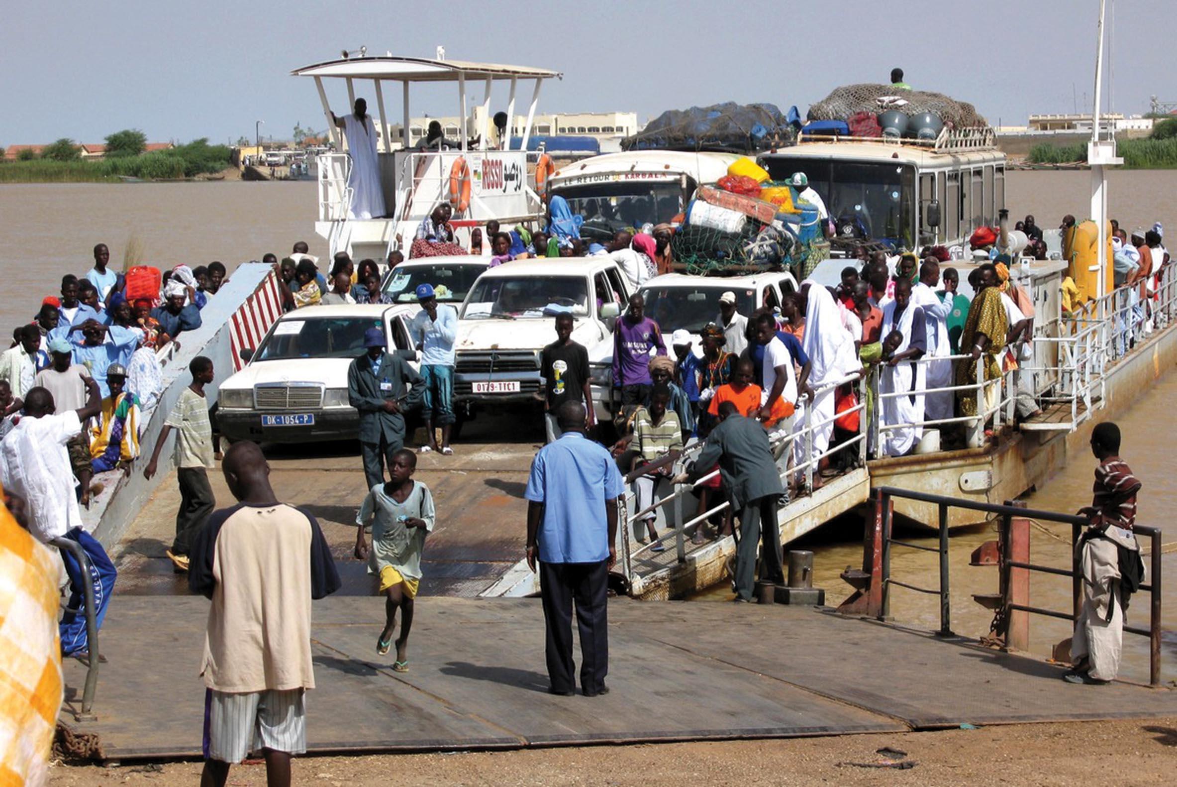 Entrée illégale en Mauritanie : 34 Sénégalais refoulés