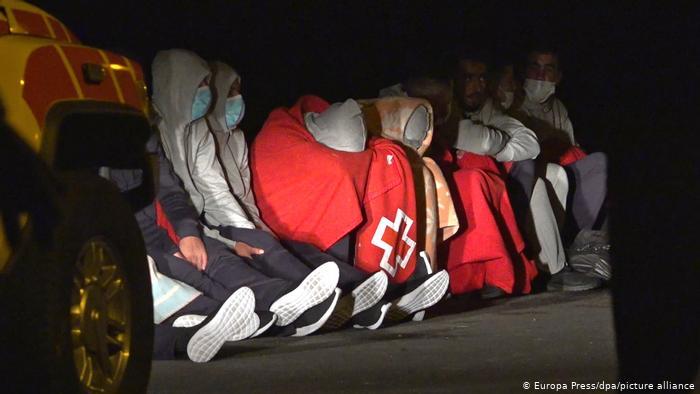 Plus de 8.000 migrants ont débarqué en novembre sur l'archipel espagnol des Îles canaries.