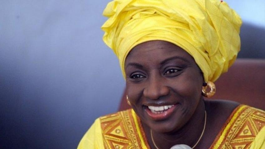Mimi TOURÉ sert une citation directe à Toussain MANGA