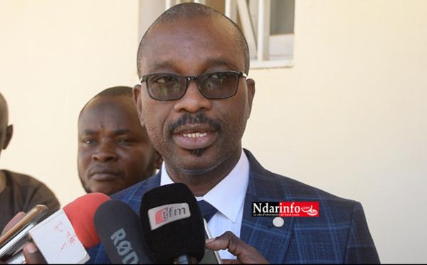 Décès d'Amadou Bécaye Diop, maire de Ross-Béthio