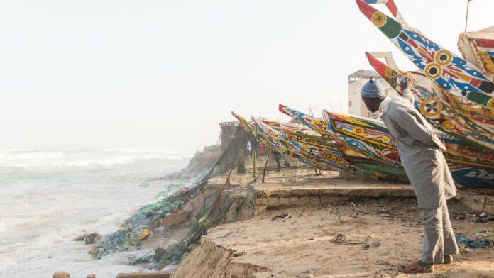 """Houle dangereuse entre Dakar et Saint-Louis :  Une """"vigilance absolue"""" conseillée"""