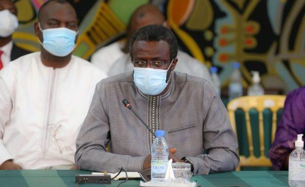 """Covid-19/Docteur Boussou : """"s'attendre à une 3ème et 4ème vague au Sénégal ..."""""""