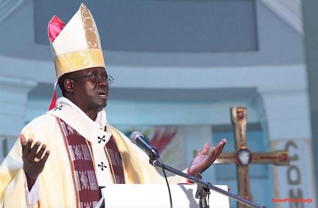Noël 2020: Les ferventes prières de l'Archevêque de Dakar pour que la COVID-19 s'éloigne à jamais