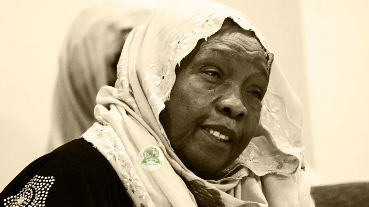 Décès de Cheikha Maryama Niass, fille de Baye Niass