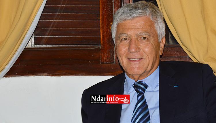 Décès d'André  FROISSARD, le directeur général de la Css