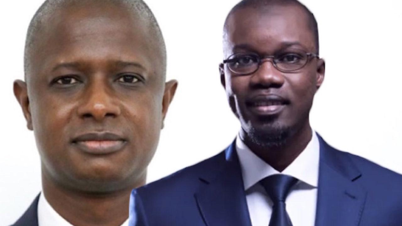 """Ousmane SONKO réagit à la menace de Felix DIOME : """" nous n'avons pas le temps pour des débats secondaires"""""""