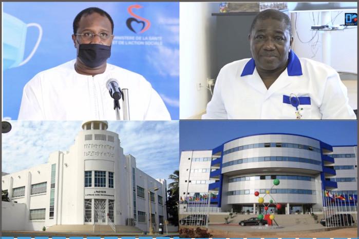 Nouvelle souche du Coronavirus : L'Institut Pasteur et l'Iresseef chargés de mener les travaux