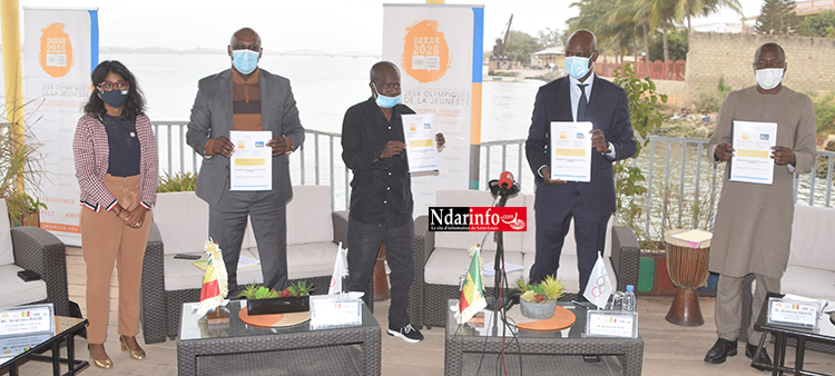 Jeux olympiques de la Jeunesse Dakar 2026 : À Saint-Louis, une convention de maitrîse d'ouvrage déléguée signée avec l'Ageroute (vidéo)