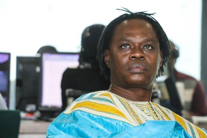 Podor : Baaba Maal demande la libération de l'enseignant Samba Tall, les élèves dans la rue