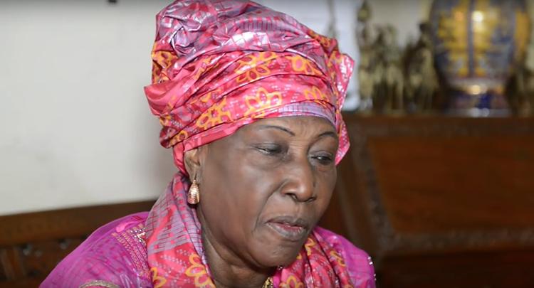 Saint-Louis : décès de la grande écrivaine et marraine des enfants de la rue