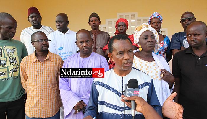 Arona SOW, le maire de la Commune de Ndiébène Gandiol