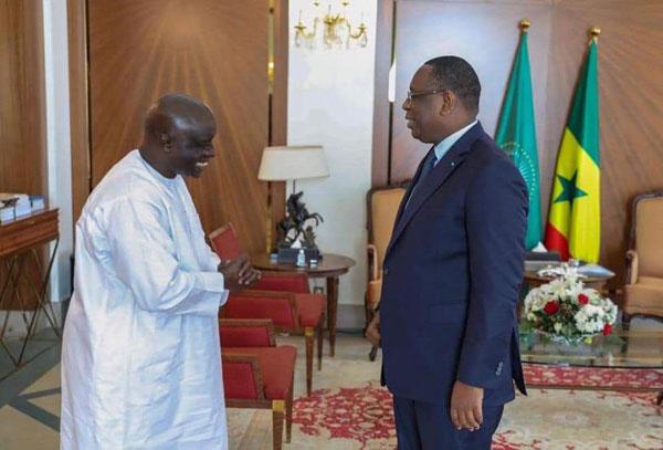 """""""Déclaration de patrimoine"""" fuitée d'Idrissa SECK : Macky SALL très en colère"""