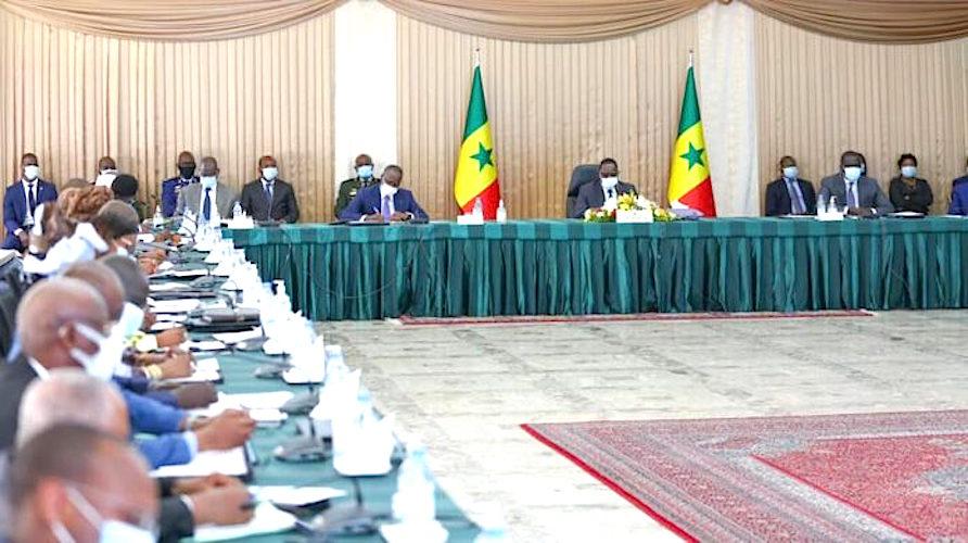 Le communiqué du conseil des ministres et les nominations de ce 17 février 2021