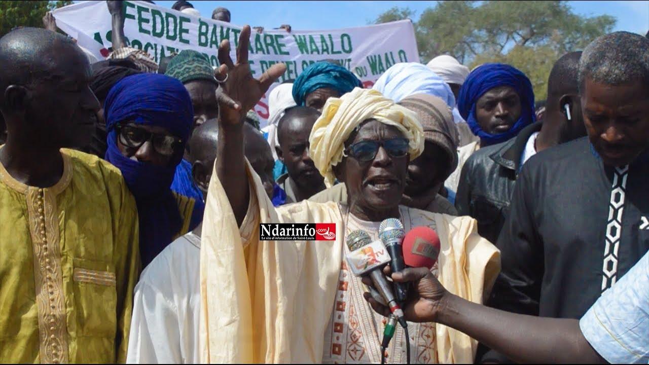 Ndiaél revendique ses 20.000 hectares attribués à des étrangers