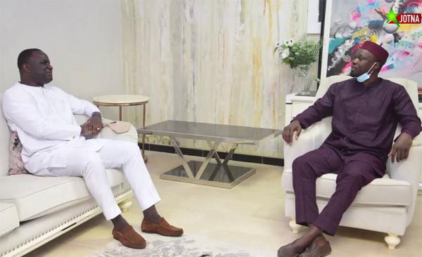 Déthié FALL exprime son soutien à Ousmane SONKO