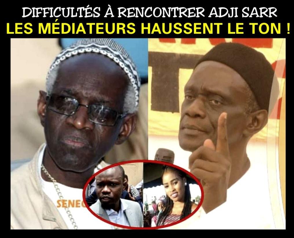 Difficultés à rencontrer Adji SARR : les médiateurs haussent le ton