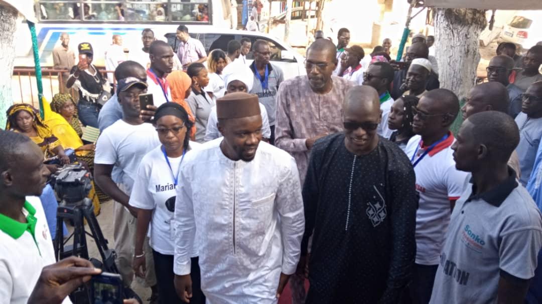 Me Bamba Cissé : « Les avocats ont conseillé à Sonko de déférer à la convocation… »