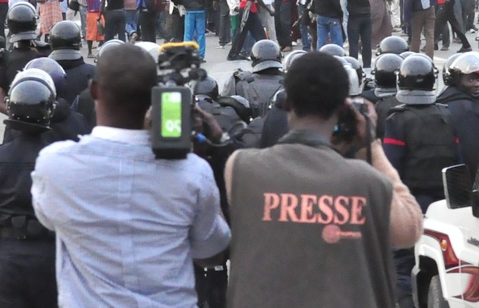 RSF dénonce ''les multiples atteintes à la liberté de la presse'' au Sénégal