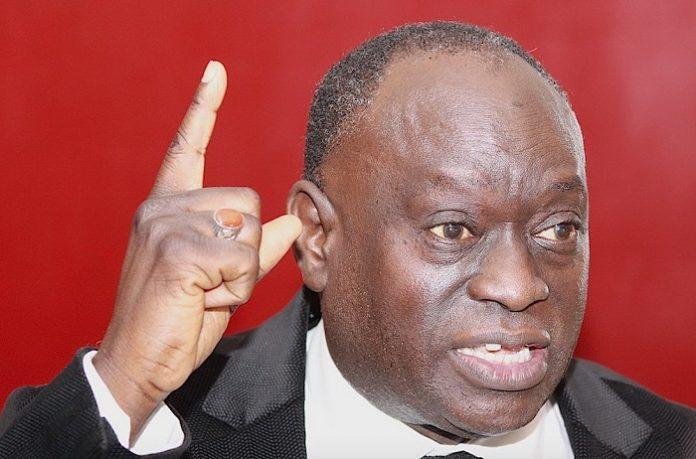 """Me Elhadji Diouf accuse Sonko de """"tentative d'assassinat"""" et annonce une plainte"""