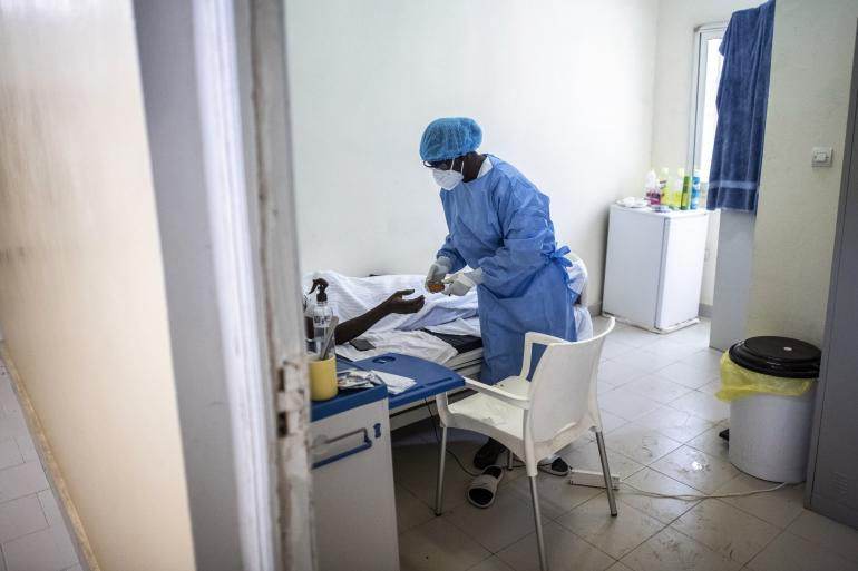 Covid-19: 113 nouveaux cas, 288 patients guéris, 36 cas graves, 8 décès