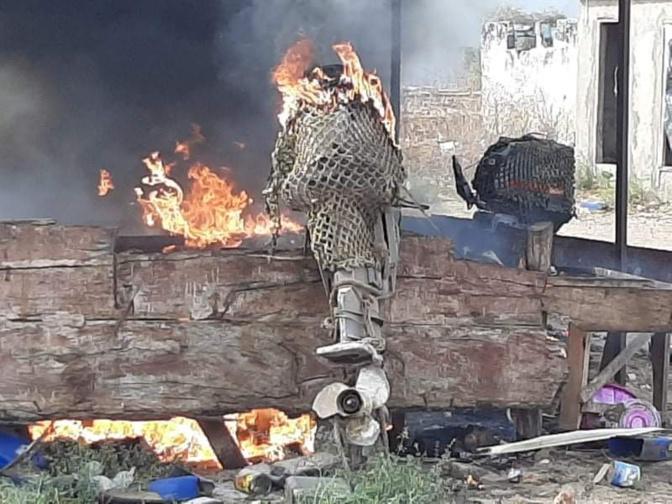 Chasse aux sorcières à Gunjur, les pêcheurs sénégalais perdent leurs biens et se réfugient à Kafountine