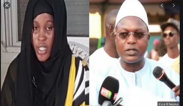 """Le ministre Oumar GUEYE : """" Il faut qu'on repecte le sentiment de Adji SARR"""""""
