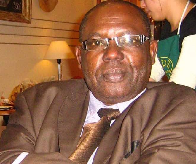 Éloge funèbre, prononcé par Alpha Amadou SY, à l'occasion de l'inhumation de Laurent Baaya GOMIS