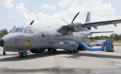 Indonesian Aerospace et Gaby Peretz remettent à Dakar un second avion de patrouille maritime