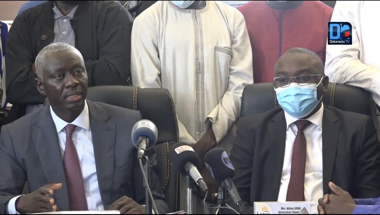 Sapco : Amadou Mame Diop veut favoriser l'essor des côtes et zones touristiques