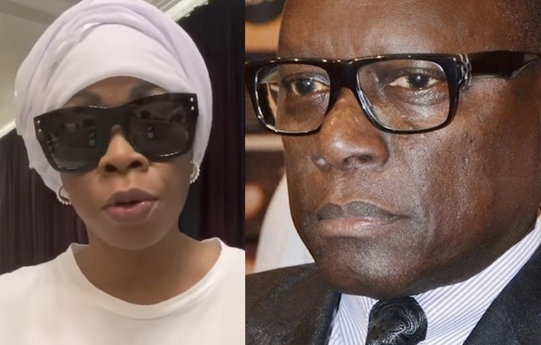 Justice : Aby Ndour condamnée à 3 mois avec sursis. Elle devra payer aussi 8 millions à Atepa et ...