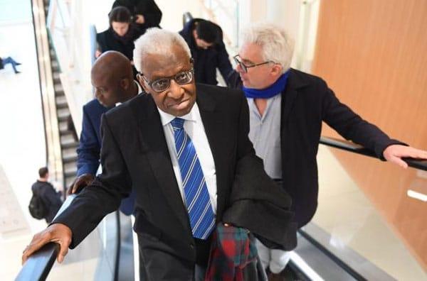Retour de Lamine Diack au Sénégal : La famille s'en réjouit et remercie tous les sénégalais.