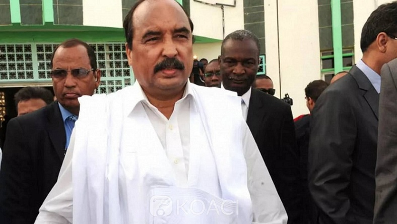Mauritanie : l'ex-président Mohamed ould Abdel Aziz placé en résidence surveillée